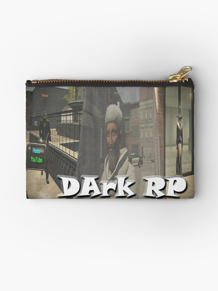 'GMOD DarkRP Poster' Studio Pouch by Hurracane Graphics