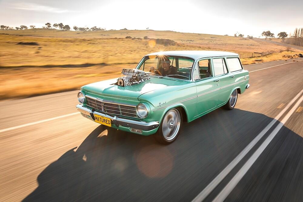 Joe's MATURED EH Holden Wagon by HoskingInd