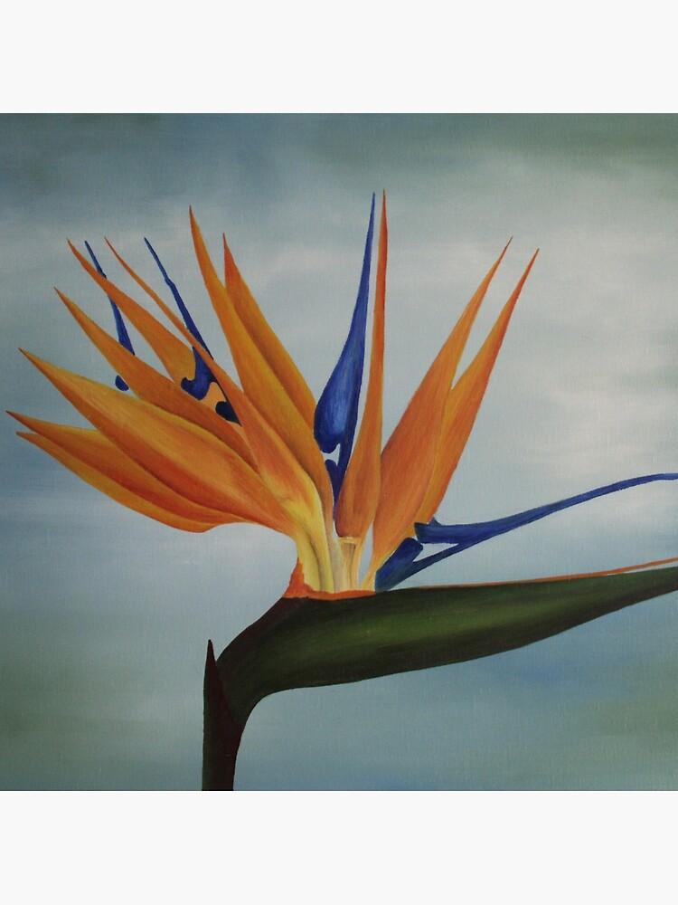 Bird of Paradise von JanVinclair
