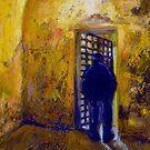 Altered, Asylum Cell by Cameron Hampton