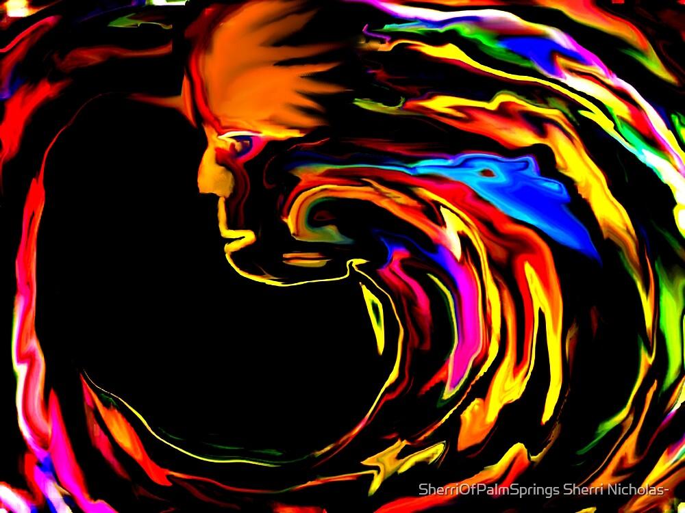 HEPHAESTUS...god  OF ARTISTISANS etc. by SherriOfPalmSprings Sherri Nicholas-