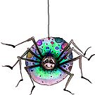 Silly Little Rainbow Spider by Cyndi Mahlstadt