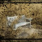 Our Bench...is Still There by Rozalia Toth