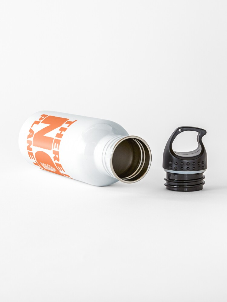 Alternate view of No Planet B Water Bottle
