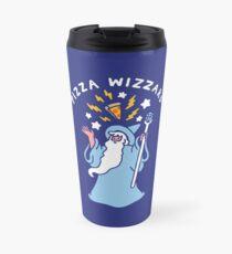 Magical Pizza Wizzard Travel Mug