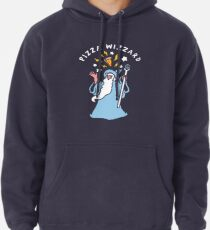 Magical Pizza Wizzard Pullover Hoodie