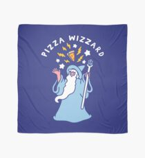 Magical Pizza Wizzard Scarf