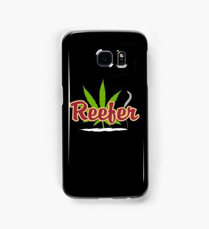 Reefer Marijuana Samsung Galaxy Case/Skin