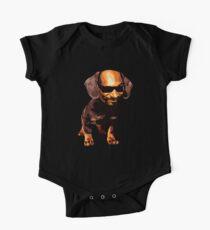 Snoop Doggy Baby Body Kurzarm