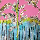Florid summer by Susan MacFarlane