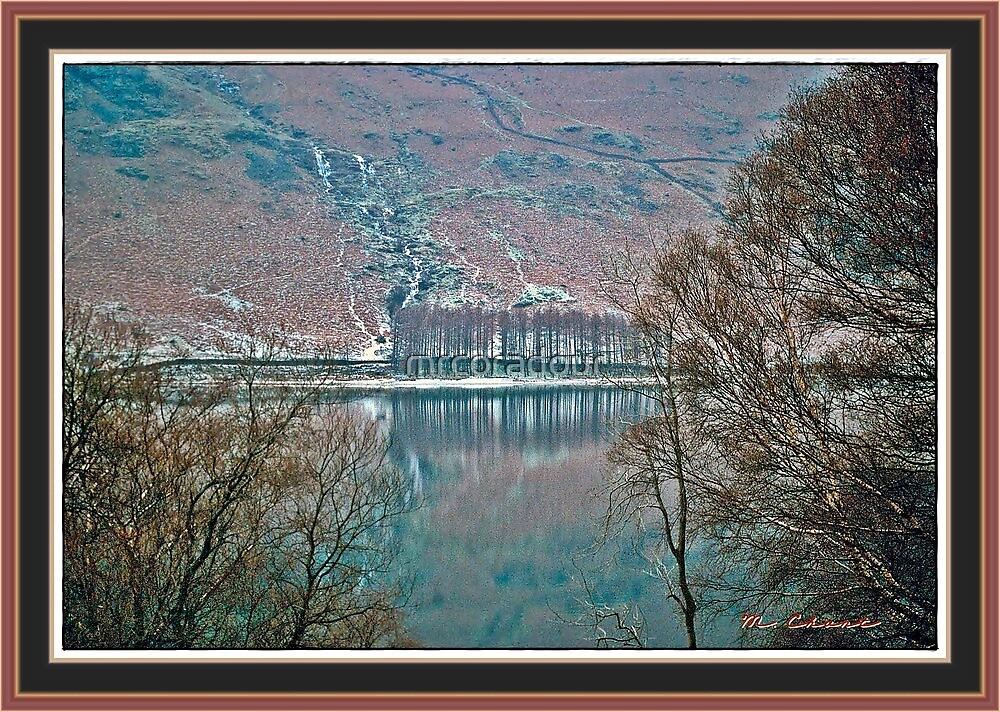 """""""Windermere in Winter"""" by Malcolm Chant"""