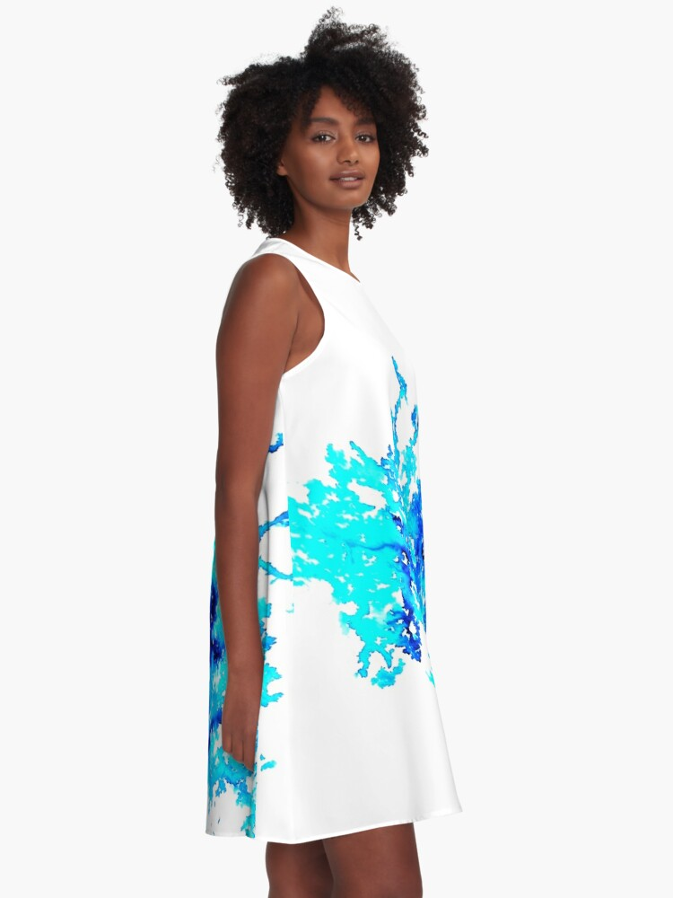 Alternate view of The Watercolour Tree A-Line Dress