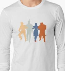 Off to see the Wizard. Long Sleeve T-Shirt
