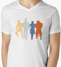 Off to see the Wizard. Mens V-Neck T-Shirt