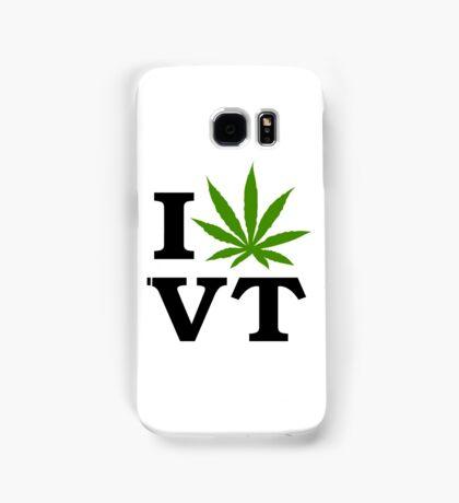 I Marijuana Vermont Samsung Galaxy Case/Skin