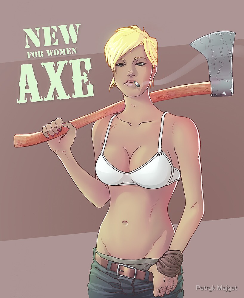 AXE by Patryk Majgat