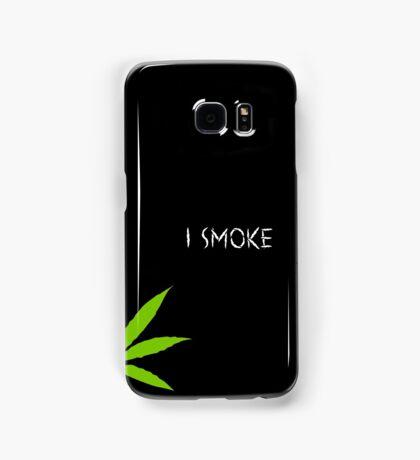 I Smoke Marijuana Samsung Galaxy Case/Skin