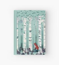 The Birches Hardcover Journal