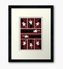 Directions Framed Print