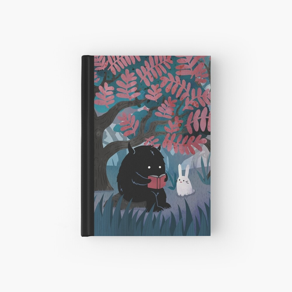 Another Quiet Spot Hardcover Journal