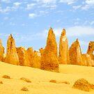 The Pinnacles by Karina Walther