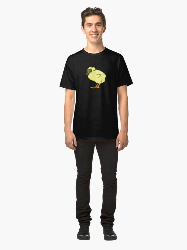 Alternate view of chick Classic T-Shirt