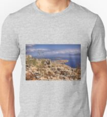 View from the Kastro Unisex T-Shirt