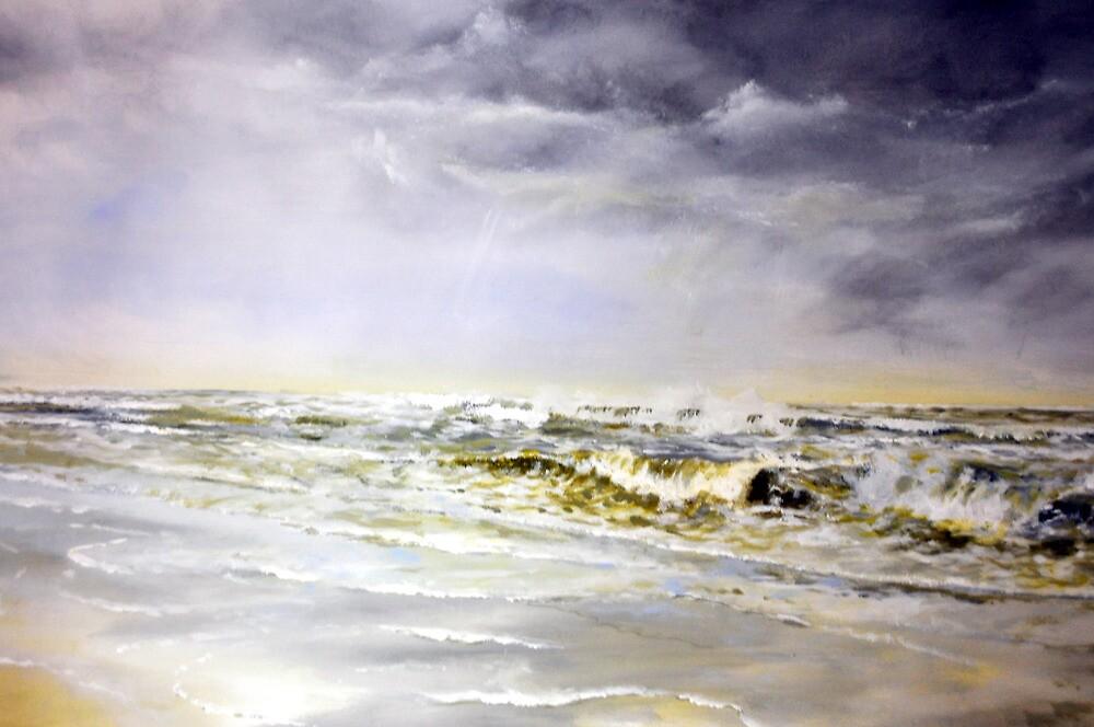 Low tide by Afonso Azevedo Neves