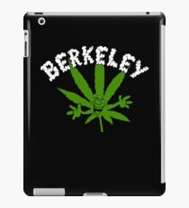 Berkeley Marijuana iPad Case/Skin