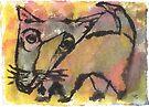 Alley Cat by Maya Hiort Petersen