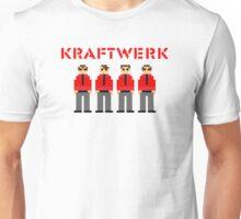 Kraftwerk 8-bit Unisex T-Shirt