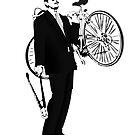 Bike Thief by Steve Hryniuk