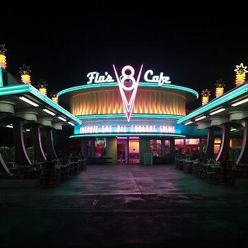 Flo's V8 Cafe by jay03042011