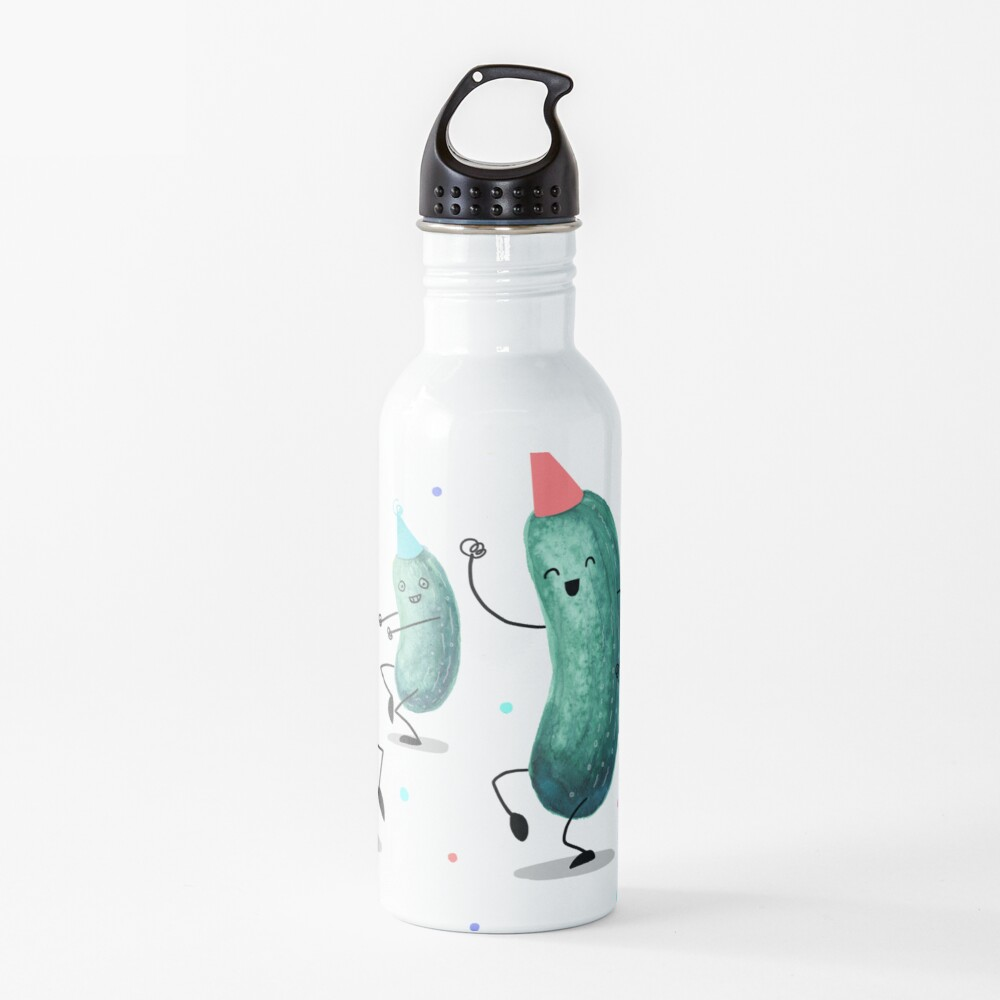 Pickle Party! Water Bottle