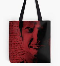 Moriarty Tote Bag