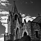 Trinity Church by Mick Burkey