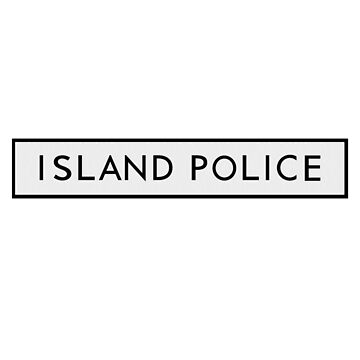 Island Police (moonrise kingdom) by stevebo77