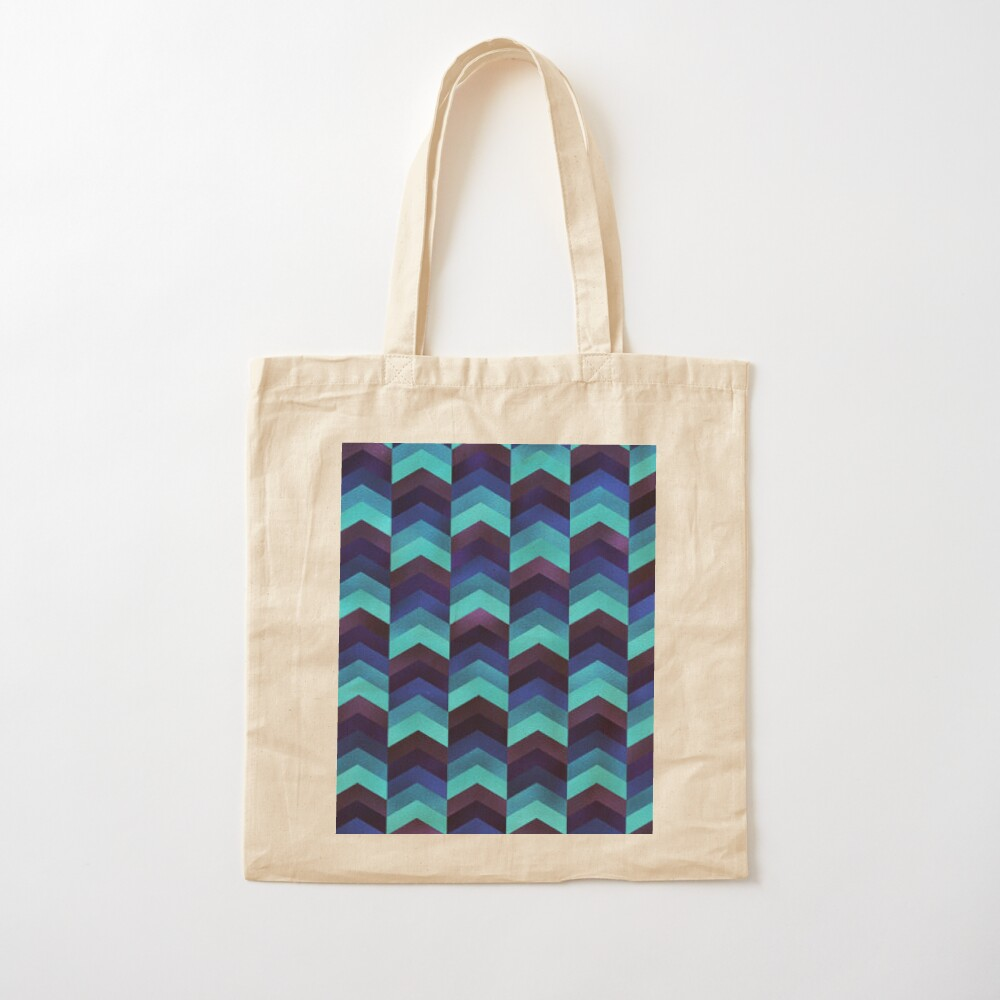 Up and hope Cotton Tote Bag