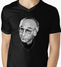 The Larry David Men's V-Neck T-Shirt