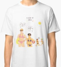 First summertime at the Survey Corps Classic T-Shirt