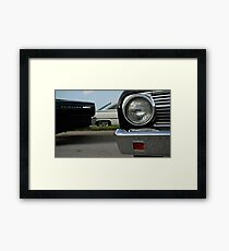 Trio of Fords Framed Print