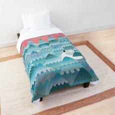 Tree Hugger Comforter