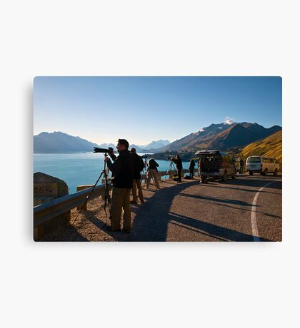 Everybody's Doing It . . . .  Canvas Print