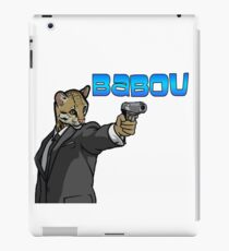 babou iPad Case/Skin
