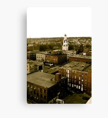 Lawrence Canvas Print