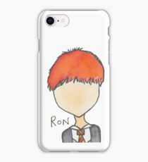 Ron Weasly iPhone Case/Skin