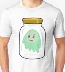 Ghost In A Jar Unisex T-Shirt