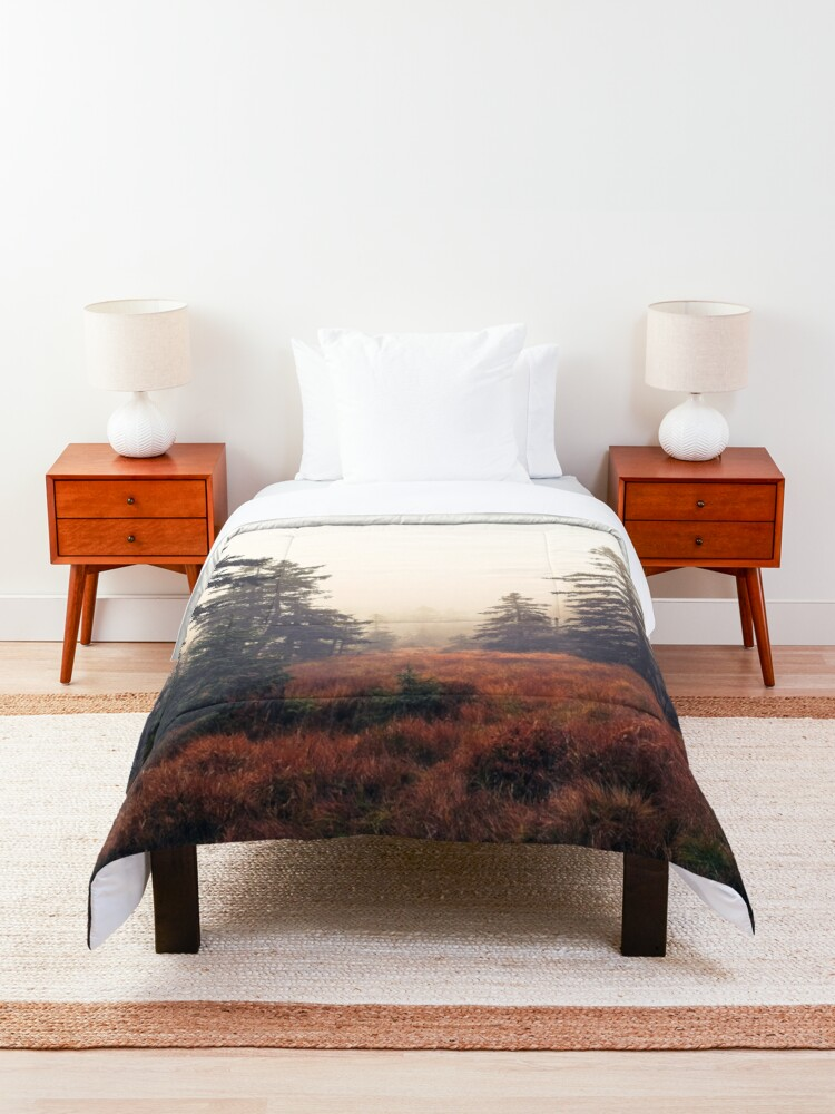 Alternate view of You Are Here Comforter