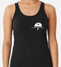 Stoic Stillness - Be Very Calm - Against The Chaos Racerback Tank Top