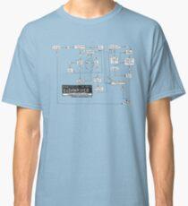 Dishwasher flowchart - light Classic T-Shirt
